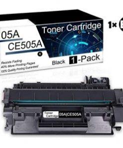 HP 05A (CE505A) LaserJet Toner Cartridge