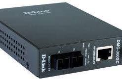 D-Link DMC‑300SC Multimode Media Converter