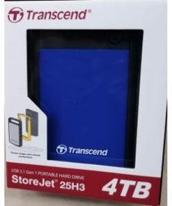 Transcend 4TB USB 3.0 External Hard Disk Drive