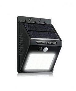 Buy 12 LED Solar Light – Motion Sensor And Photocell