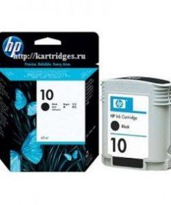 HP 10 C4844A Original Black Ink Cartridge