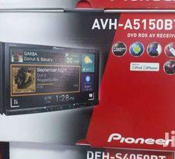 Pioneer AVH-A5150BT Multimedia Receiver