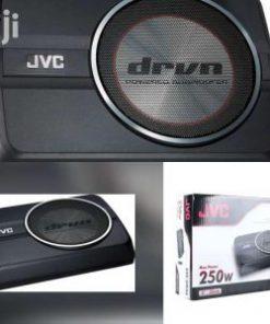 JVC CW-DRA8 Underseat Speaker & Subwoofer