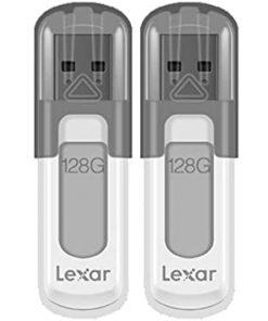 Lexar 128GB Jump Drive V100 USB 3.0 Flash Drive