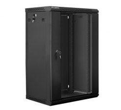 Easenet 18U 600 x 450mm Wall Mount Data Cabinet