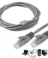 APS 1M CAT 6 UTP Patch cord- White