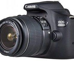 Canon EOS 2000D BK 18- 55 EU26  Camera