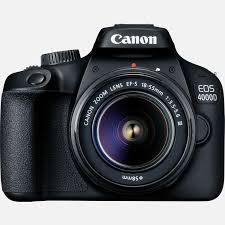 Canon EOS 4000D 18-55 DC Camera
