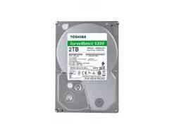 Toshiba S300 2 TB Surveillance HDD Internal Hard Drive