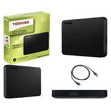 Toshiba Canvio Basics 2TB Hard Drive