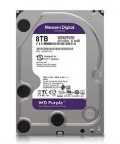 WD Purple 8TB Surveillance CCTV Hard Disk Drive