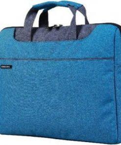 Kingsons 14″ Blue Laptop Handbag