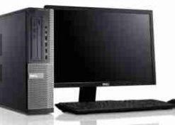 Dell Intel Core i3 4GB RAM 1TB HDD 18.5″ Desktop Ex-UK