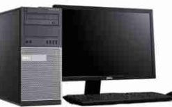 Lenovo Core i7 4GB RAM 500GB HDD 18.5″ TFT Desktop Ex-UK