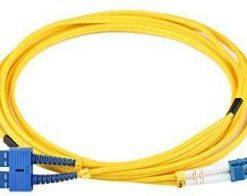 APS 2M Simplex Fiber Patch Cord LC-SC