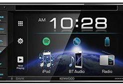 Kenwood DDX419BTM Bluetooth Receiver Multimedia and Navigation