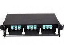 D-Link NLU-FMDLSCR-24 Port Rack Mount Patch Panel