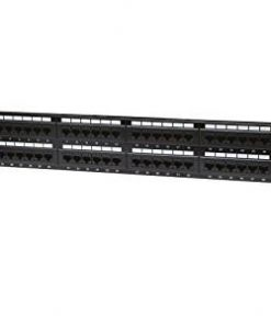 Giganet 48 Cat 6A F/UTP Patch panel