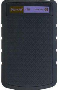 Transcend 4TB Storejet2.5″ H3P, Portable HDD
