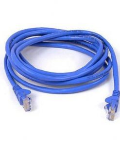 APS 1M CAT 6 UTP Patch cord- Blue