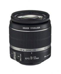 Canon EFS 18-55MM 3.5-5.6 IS II TW Lens