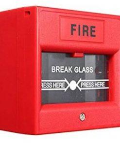 Manual Fire Alarm Break Glass