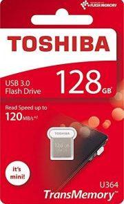 Toshiba 128GB USB3.0  G-PKG Flash Disk