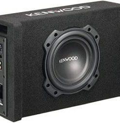 Kenwood PAW801B 8 inch 400w Max Power Subwoofer