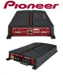 Pioneer GM-A6704 4-channel 60W car amplifier