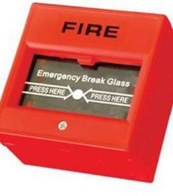 Hikvision DS-K7PEB Emergency Break Glass