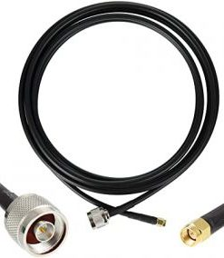 D-link 1m N Male To N Female RG58 Cable