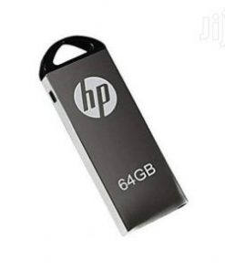 HP 64GB Metallic Flash Drive
