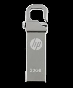 HP 32GB Metallic Flash Drive