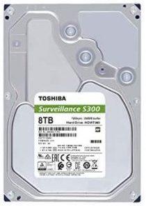 Toshiba bulk tomcat S300-72RPM -8TB 3.5″ Hard Drive