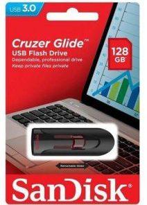 SanDisk 128GB Cruzer Glide 3.0 USB Flash Drive