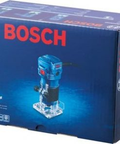 Bosch GKF 550 (6mm) Palm Trimmer Router