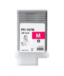 Canon PFI-107 Magenta Dye Ink Tank cartridge