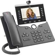 Cisco CP-8845-K9 IP Video Phone – Digital Camera