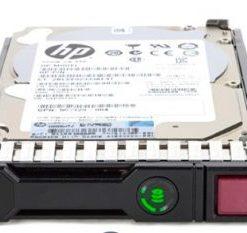 HPE 1.2TB SAS 10K SFF SC DS Harddisk