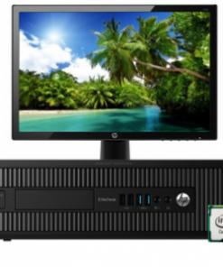 HP Core i3 4GB RAM 500GB HDD 18.5″ Monitor Desktop Ex-UK