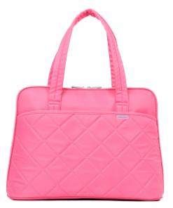 Kingson Ladies 15.6″ Pink Laptop Shoulder Bag