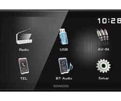 Kenwood DMX120BT Digital Media Receiver with Built In Bluetooth