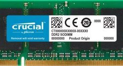 Mecer 2 GB PC800 200 PIN NB DDR2 MODULE