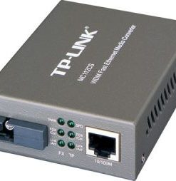 TP-Link MC112CS Single-Mode Media Converter