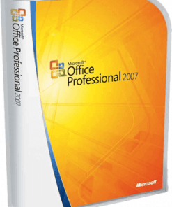 MS Office Professional 2007