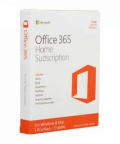 Microsoft 365 Personal English 1YR Africa Only