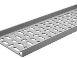 150mm x 25 mm Galvanised Cable Tray