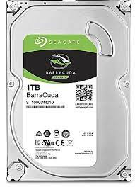 Seagate 1TB SATA 3.5 Inch Desktop Hard Disk