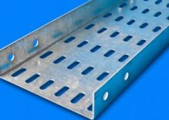 200mm x 50 mm Galvanised Cable Tray