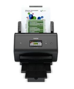 Brother ADS-3600W Desktop Document Scanner